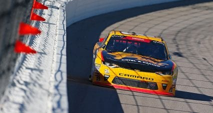 No. 21 car ruled too low in Xfinity Series post-race inspection at Kansas