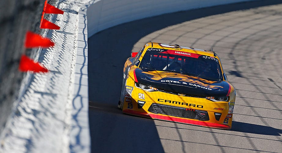 Xfinity Inspection No 21 Car Too Low At Kansas Speedway