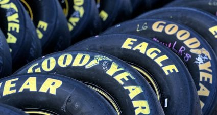 Goodyear bringing new tire combination to Texas Motor Speedway