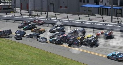 Updates from the Armchair: Kligerman's 'Big One,' Byron shows off iRacing skills
