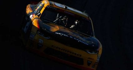 No. 21 Xfinity Series team issued L1-level penalty post-Kansas