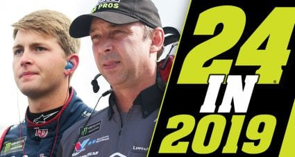 Chad Knaus to serve as crew chief for Byron, No. 24 team in 2019