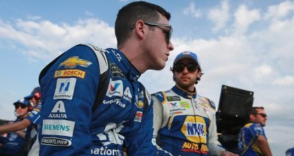 Hendrick Motorsports drivers not 'consumed by pressure' in playoffs