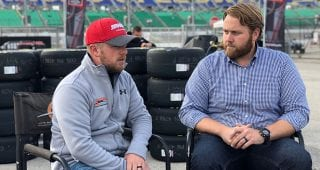 Allgaier hopes career best season ends in Xfinity championship