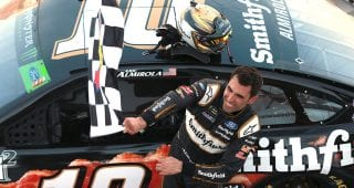 Almirola: Roller-coaster career was 'preparing me for this moment'