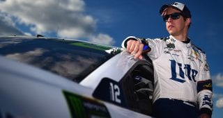 Year in review: Brad Keselowski