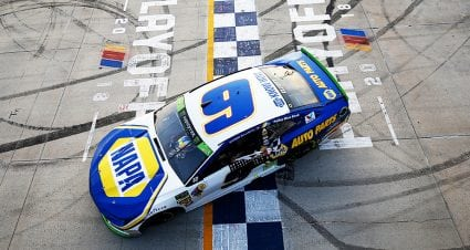 Analysis: Forget the Big 3, Chase Elliott is now a Championship 4 favorite