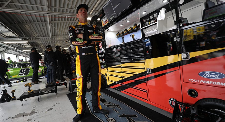 Clint Bowyer welcomes the playoff challenges ahead