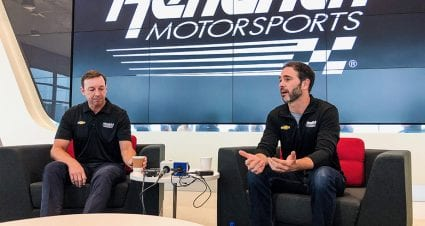 Analysis: Why it's not a goodbye for Jimmie and Chad, it's a see you around