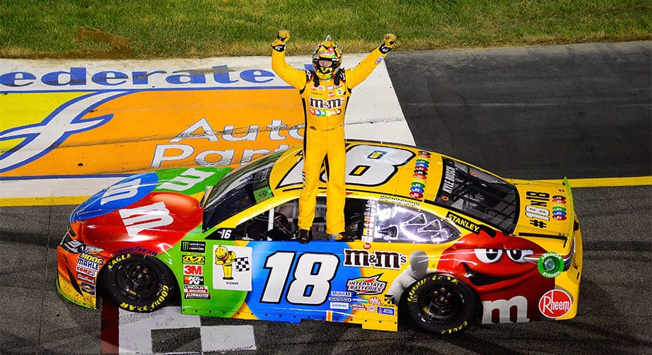 Why Kyle Busch will win the 2018 Monster Energy Series title