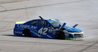 No. 42 team receives L1-level penalty post-Talladega