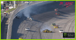 Late wreck shakes up finish, knocks Alex Bowman out of contention