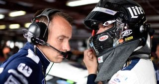 No. 2 crew chief Paul Wolfe: We've gotta win the race