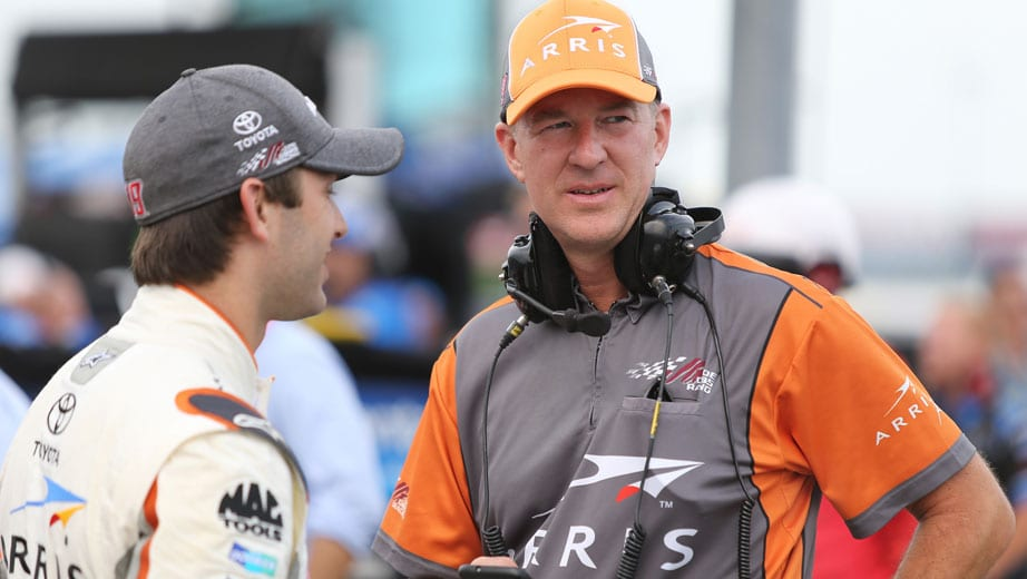 Scott Graves out as No. 19 crew chief; Dave Rogers to replace him