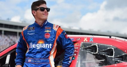 Spencer Gallagher to retire from NASCAR competition
