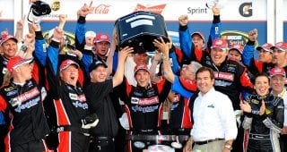 Sunoco Fueled for 15: Trevor Bayne wins the 2011 Daytona 500