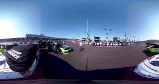 360 Austin Dillon Car Push To Grid