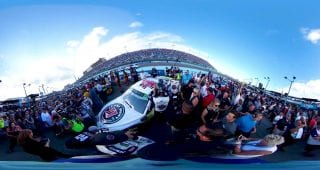 Harvick ClimbIn Homestead Miami 360