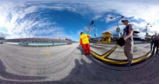 Homestead Miami Rolloff Pit Road 360