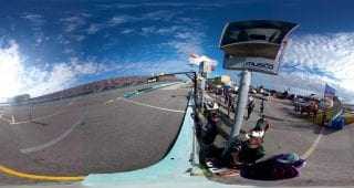 Homestead Miami Race Start 360