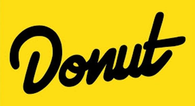 The Donut Media logo.