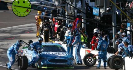 Kevin Harvick's No. 4 team makes pit crew change ahead of Miami