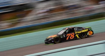 Truex Jr. leads Championship 4 pack in first Homestead-Miami practice
