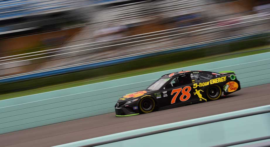 Homestead-Miami practice results: Truex Jr. leads | NASCAR.com
