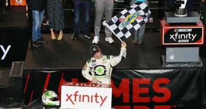 Reddick's all grown up — just in time to win Xfinity Series title