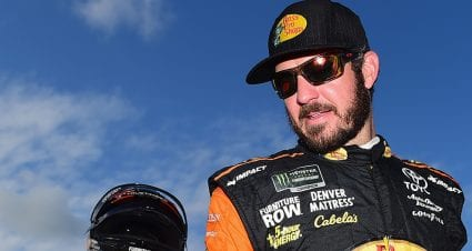 Truex Jr.: Miami results 'even out' over past two years