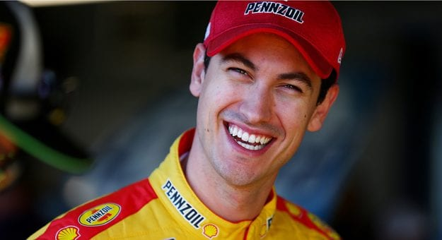 2018 Nov 13 Joey Logano
