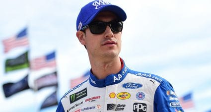 Joey Logano using the underdog role to his advantage at Miami
