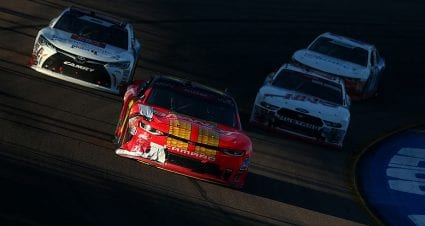 JRM teammates Allgaier, Sadler fade from Xfinity playoff picture