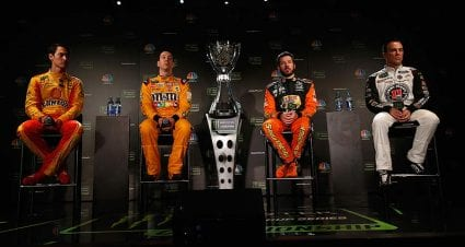 'Best of the best': Championship 4 confident ahead of Homestead finale