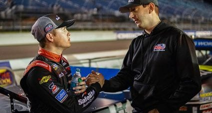 Noah Gragson falls just short of Truck Series crown at Homestead