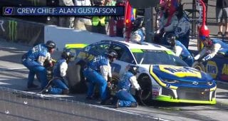 All Access: Chase Elliott eliminated at Phoenix