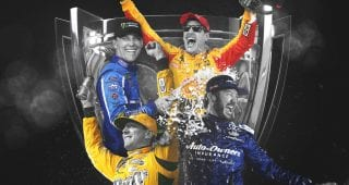 Four enter, only one wins: Homestead-Miami Speedway