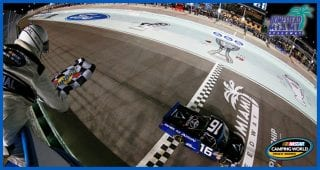 Moffitt takes victory to seal up Truck Series championship