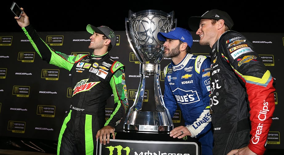 Who Owns Jimmie Johnson Race Car
