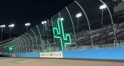 With new start/finish line, ISM's restarts in for a shakeup