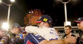 48: Jimmie and Chad's last ride