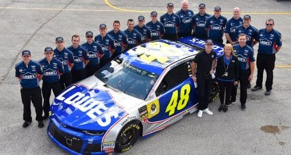 Jimmie Johnson ready for a 'clean start' after historic chapter closes