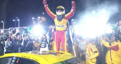 Logano's title run gives Ford first driver championship since 2004