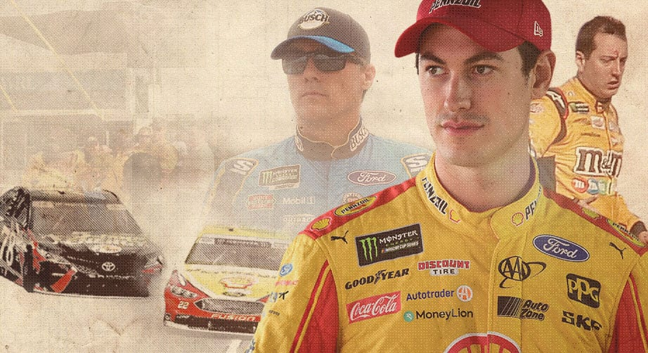 Analysis: Title opponents all felt impact of Logano's 'Gremlin' tendencies