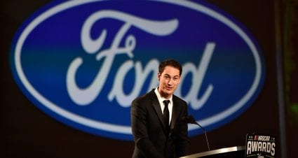 Albert: Logano soaks in championship but puts service to others at forefront