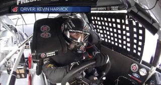 All Access: What Kevin Harvick told the No. 4 team