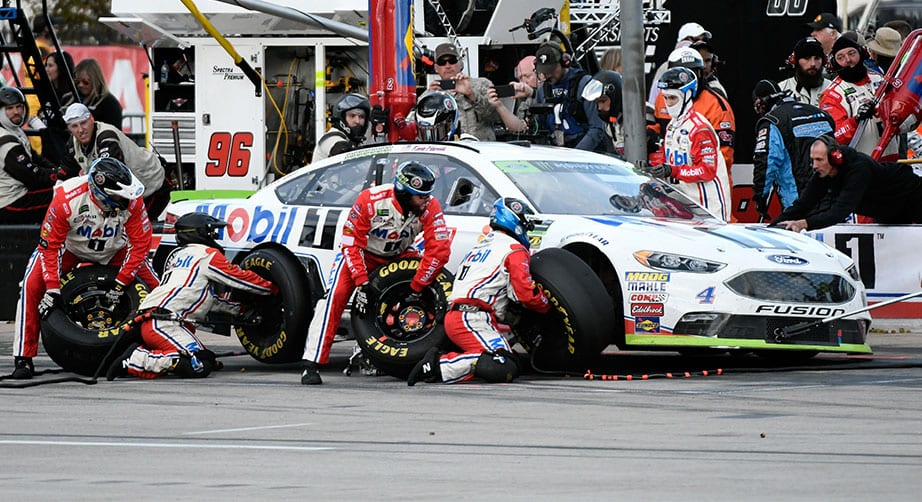 No. 4 team assessed L1-level penalty, docked 40 points | NASCAR.com
