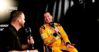 Championship build-up: Behind the scenes with Kyle Busch