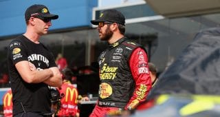 Pearn: 'Weird feeling' loading 78 car for final time