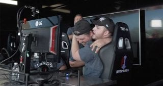 Winner! Watch finals of 'NASCAR Heat Champions' unfold